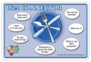 Personality Diet Connector - Mary Miscisin